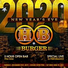 HB Burger Times Square
