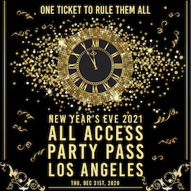 All Access Party Pass