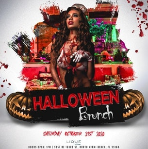 Halloween Brunch