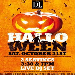 Halloween Bash at The DL