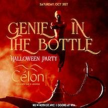 Celon Lounge Halloween 10/31