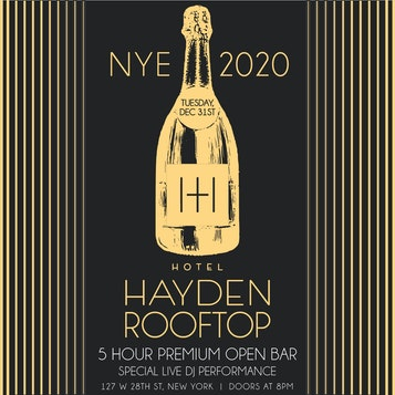 Hotel Hayden Rooftop