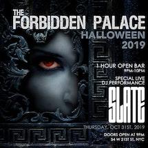 Slate Halloween 10/31