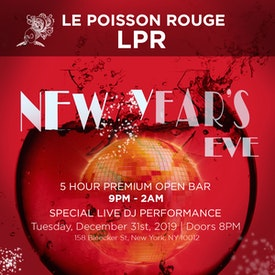 LPR (Le Poisson Rouge)