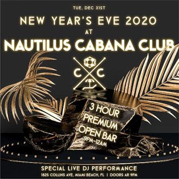 Nautilus Cabanas Club
