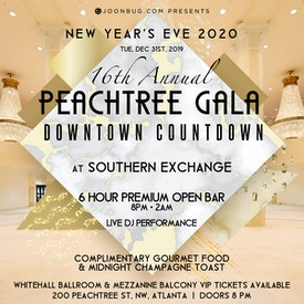 Southern Exchange Ballroom at 200 Peachtree