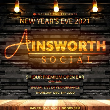 Ainsworth Social