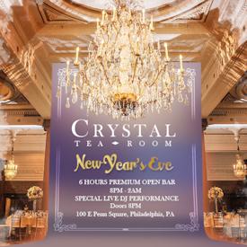 The Crystal Tea Room
