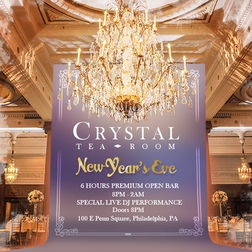 The Crystal Tea Room