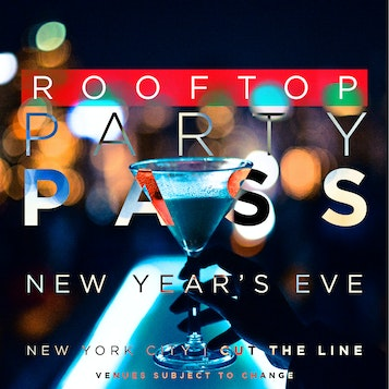 PARTY PASS - NYC Rooftop