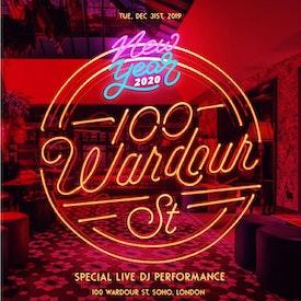 100 Wardour St