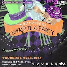 Skybar Mondrian Halloween 10/31