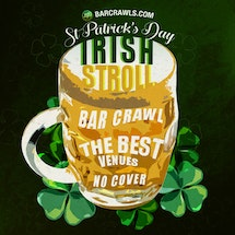 DC St. Patrick's Bar Crawl