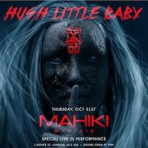 Mahiki Mayfair Halloween Party 10/31
