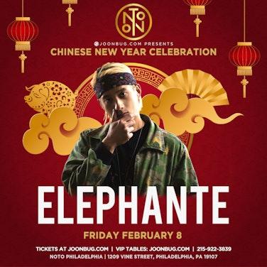 NOTO Philadelphia Event- Elephante 2/8/19