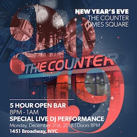 The Counter Times Square