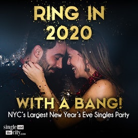 Singles New Year's Eve at Stitch Lounge
