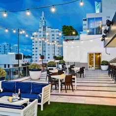The Gale Hotel Rooftop