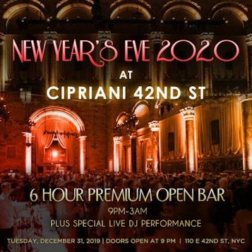 Cipriani 42nd St