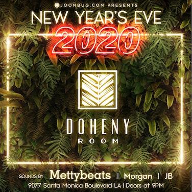 La New Years Eve Countdown Live