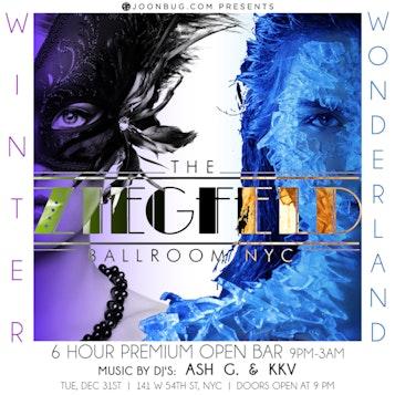 Winter Wonderland at Ziegfeld Ballroom