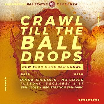 New Years Eve Bar Crawl