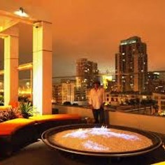 Andaz Hotel Rooftop