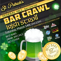 Baltimore St Patrick's Bar Crawl