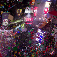 Ball Drop NYC NYE Family Party Pass