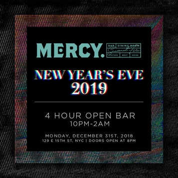 Mercy Bar At Gramercy Park