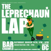 DC St Patrick's Bar Crawl