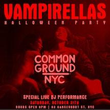 Common Ground Halloween 10/31