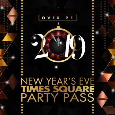 Times Square Party Pass