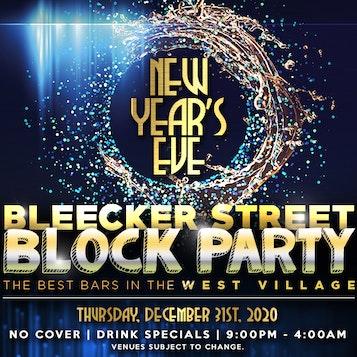 Bleecker St Block Party