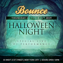 Halloween New York 2019.Nightlife Parties Tickets Clubs Lounges Bars Weekly