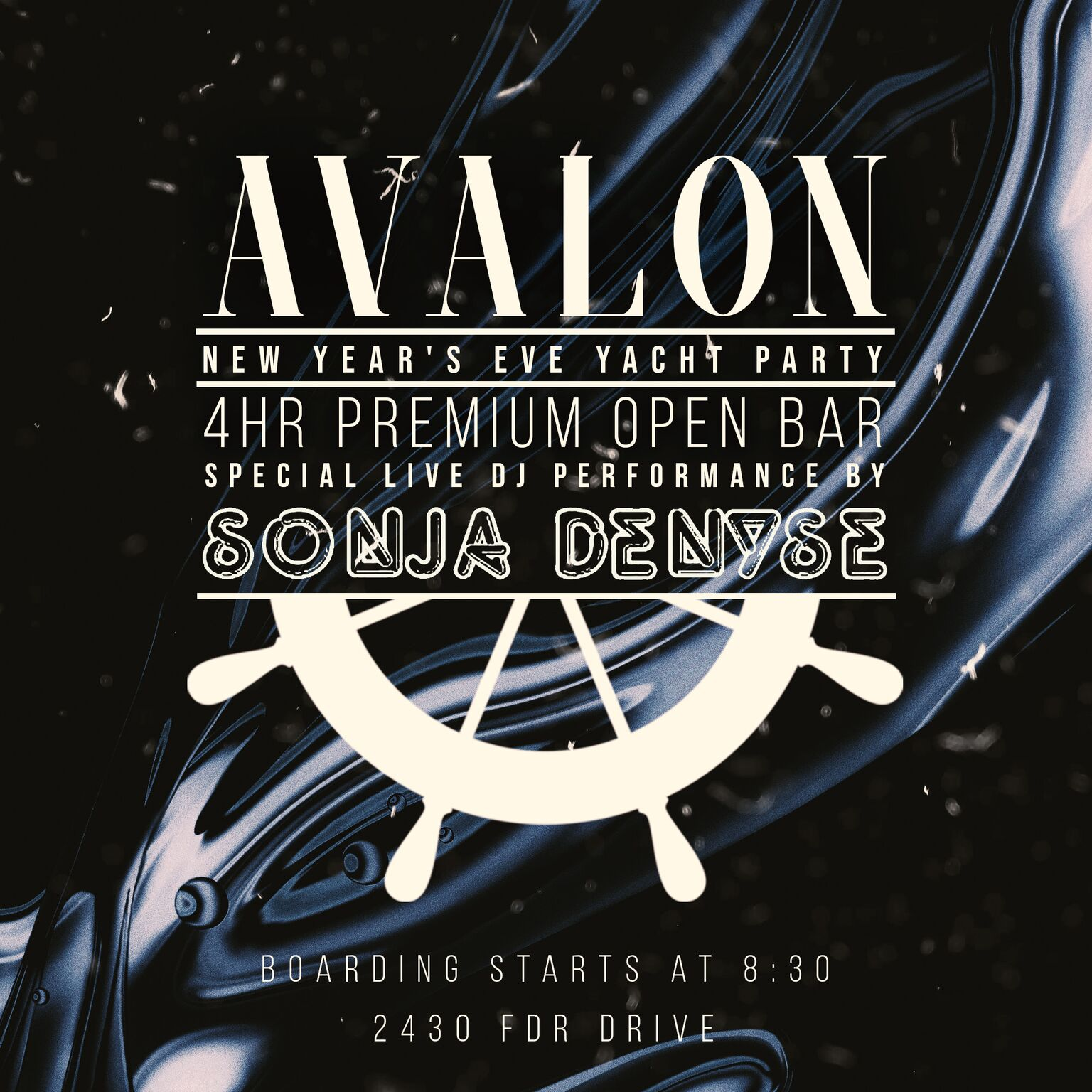 Avalon Yacht New York City New Years Eve Parties Buy