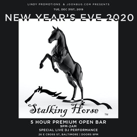 Stalking Horse NYE19 12/31/18